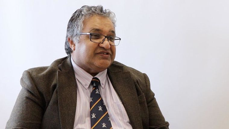 Interview with Professor Ashok Handa