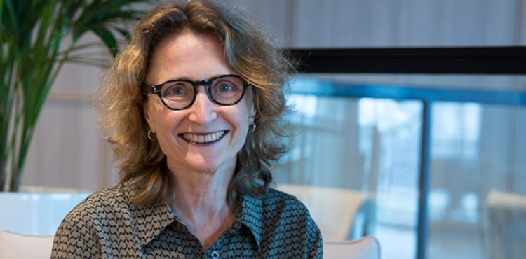 Prof Robyn Norton, Principal Director of The George Institute for Global Health, UK