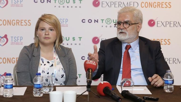 Initiative to collect womens health data in northern cyprus supported by multiple donations