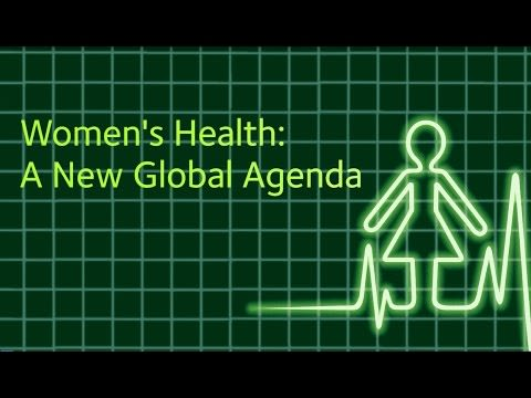 Launch of Women's Health: A New Global Agenda, All Party Parliamentary Group on Global Health