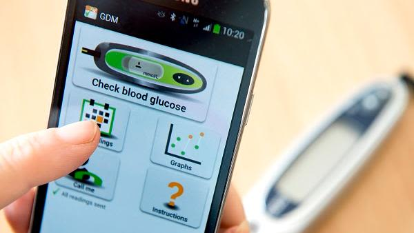 Gestational diabetes app officially launched