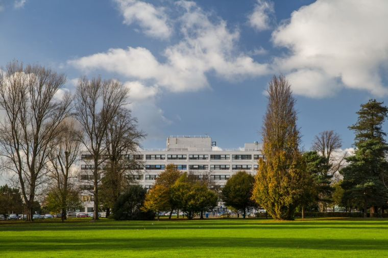 The department's main offices are on level 3 of the Women's Centre (John Radcliffe Hospital, Oxford) which is responsible for the care of over 7,000 pregnant women and over 7,500 new gynaecology patients per year. The hospital is a tertiary referral centre for obstetric medicine, pre-natal diagnosis, endometriosis, reproductive medicine, IVF, urogynaecology and gynaecological oncology.