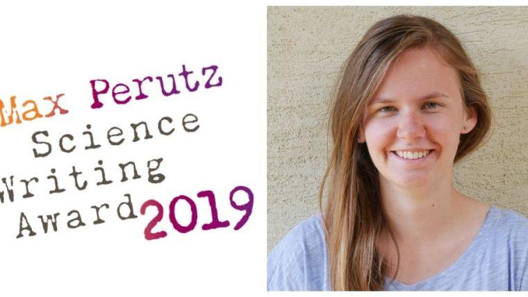 2019 max perutz science writing award shortlist announced