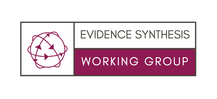 Getting involved in systematic reviews with the eswg