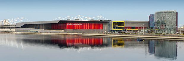 Conference venue, ExCel London, Royal Victoria Dock
