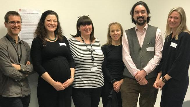 Capcs new palliative and end of life care research group