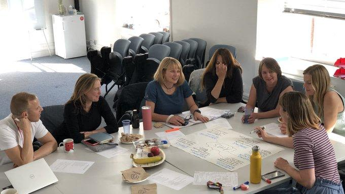Dementia qualitative research meeting