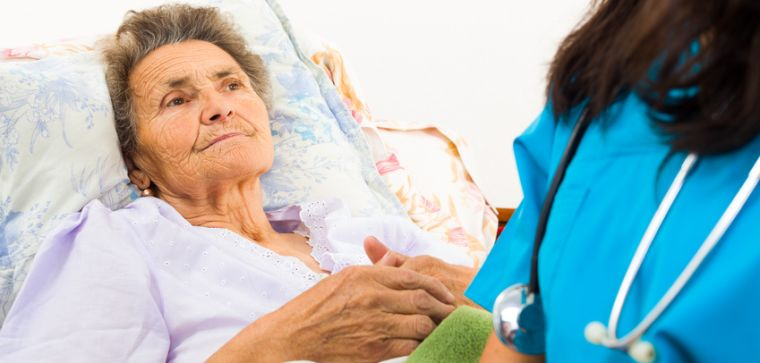 Comprehensive geriatric assessment acute care at home hospital at home trial