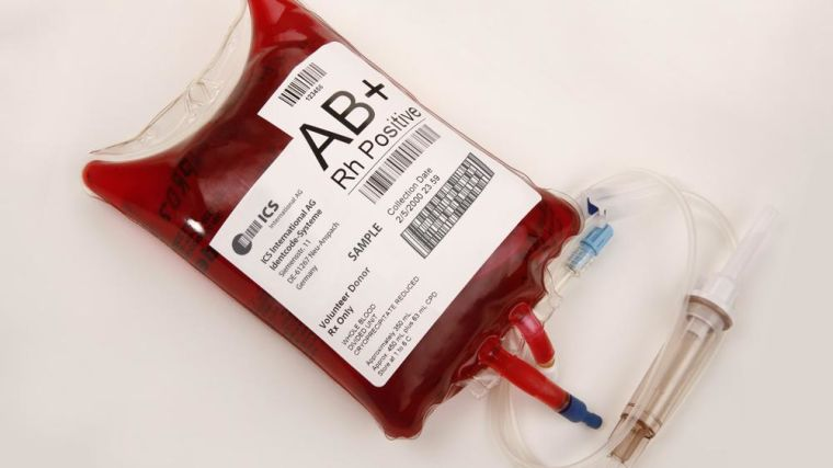 Cost of blood transfusion