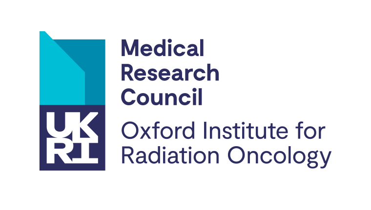 MRC Oxford Institute for Radiation Oncology logo