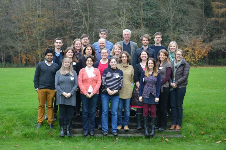 HERC Away Day 2014, Egrove Park, Oxford