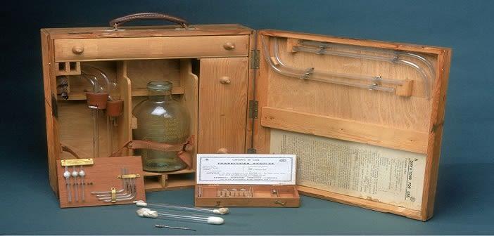 Blood transfusion apparatus, United Kingdom, 1914-1918