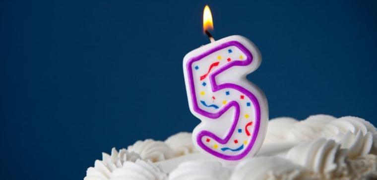 Ndph 5th anniversary
