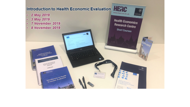 Short courses in health economics introduction to health economic evaluation booking now open for 2019