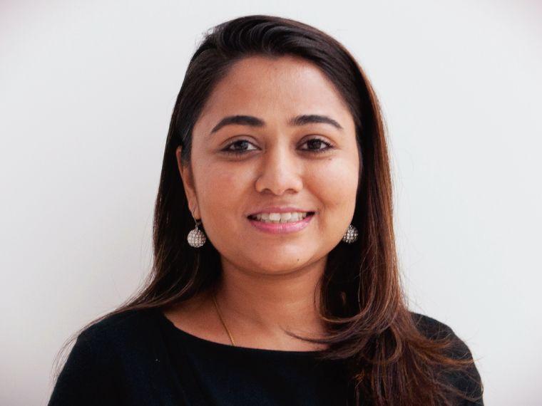 Anjali kusumbe receives mrc career development award
