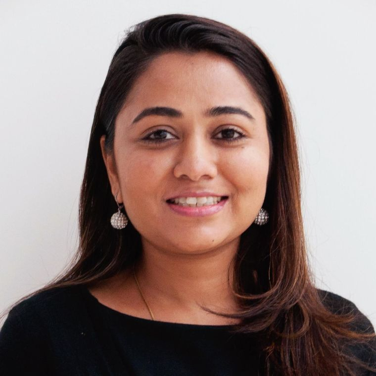 Anjali kusumbe receives mrc career development award