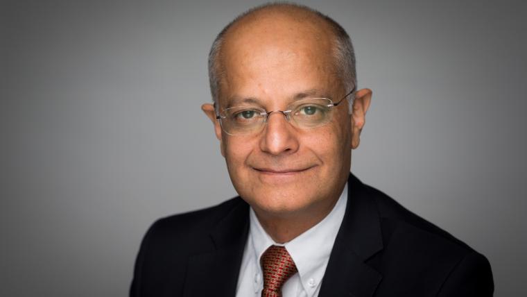 Horizontal portrait of Jagdeep Nanchahal