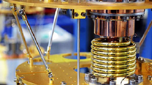 Oxford Quantum - a quantum computer component