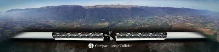 The Compact Linear Collider particle accelerator