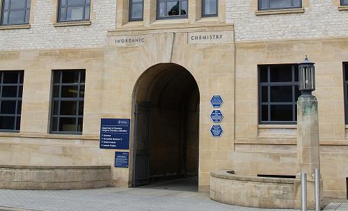 The Inorganic Chemistry building