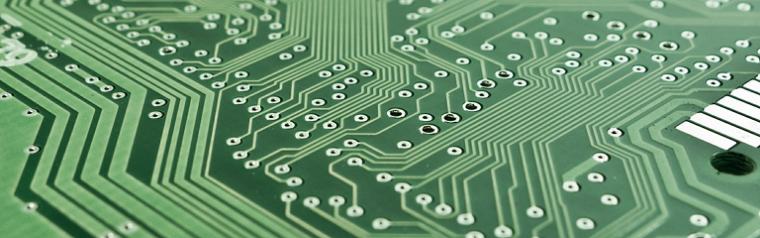 A computer circuit board