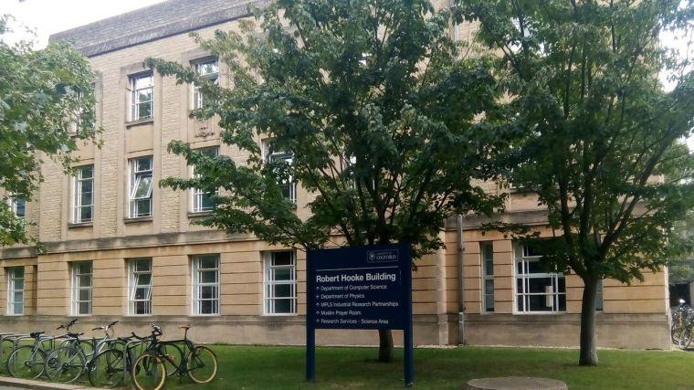 Robert Hooke Building