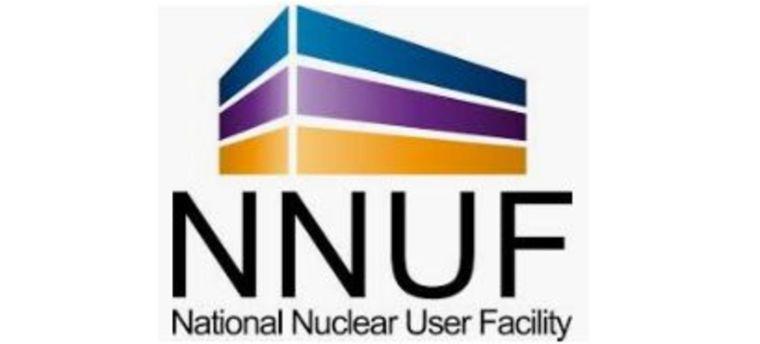 National Nuclear User Facility logo