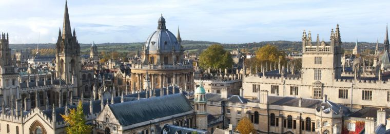Oxford ranked world2019s best university for fourth year running