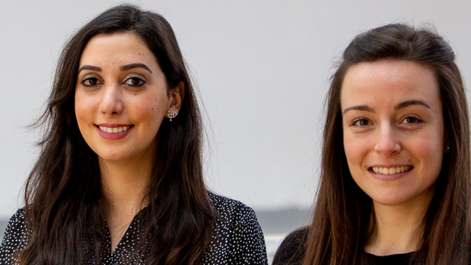 Two chemistry researchers make the forbes europe 30 under 30 list