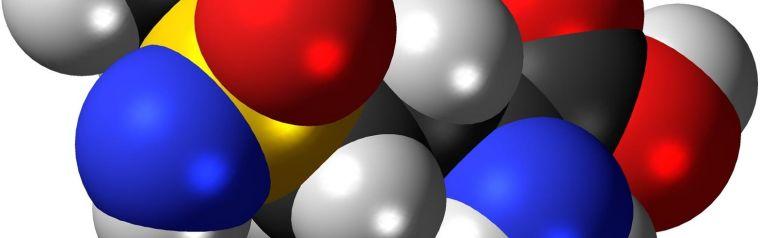 Diagram of a sulfoximine molecule