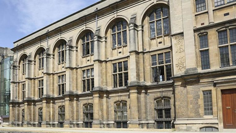 Oxford unveils plans for new graduate college