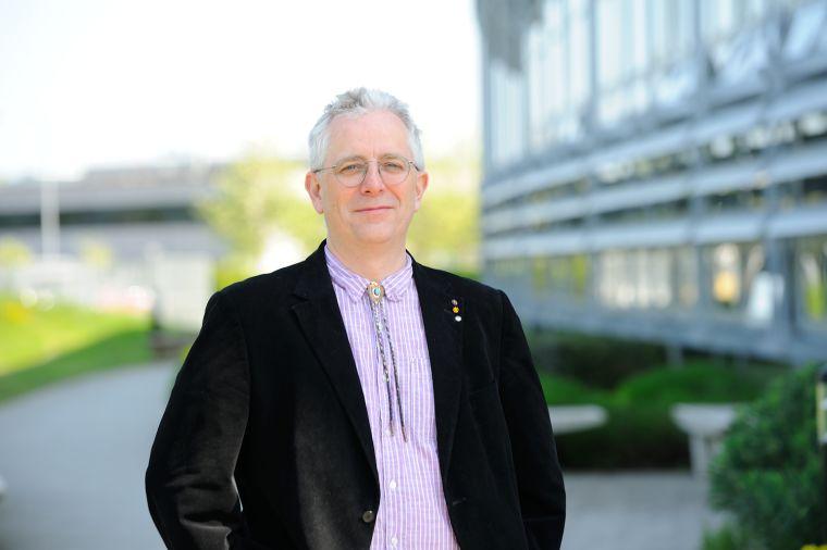 Professor James Naismith