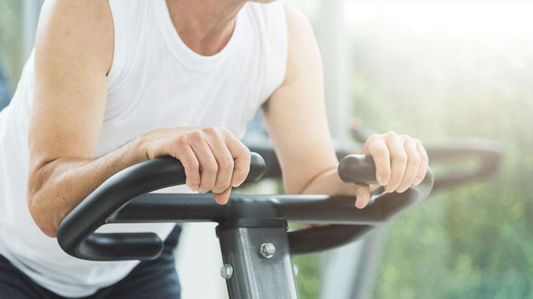 Moderate to high intensity exercise does not slow cognitive decline in people with dementia