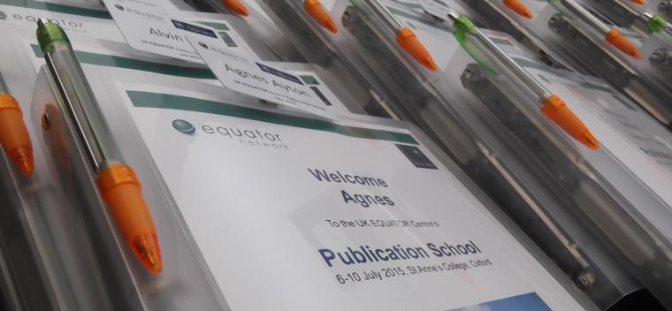 Equator publication school 2015