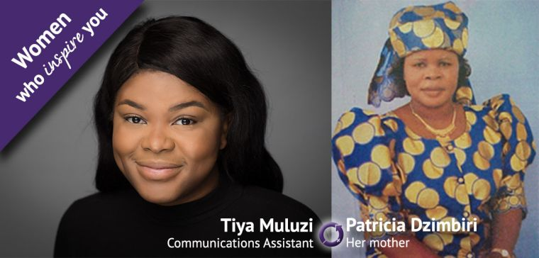 Tiya Muluzi IWD 2017