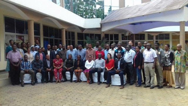 Surg africa stakeholders meeting in tanzania october 2017