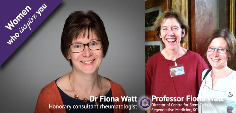 Fiona Watt IWD 2017