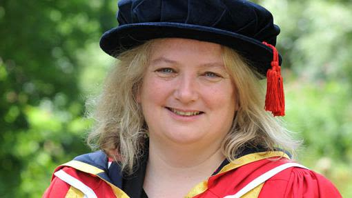 Honours for professor sallie lamb