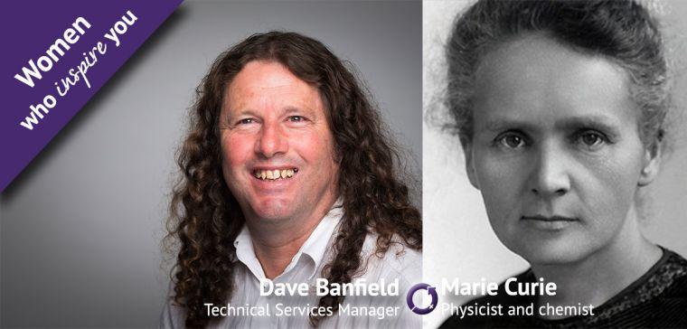 Dave Banfield IWD 2017