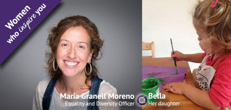 Maria Granule Moreno IWD 2017