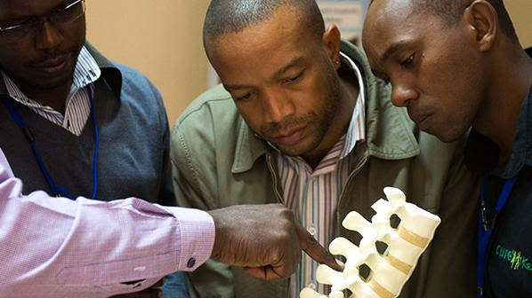 We are deeply involved in research, teaching and training to strengthen surgical care and training capacity in Africa.