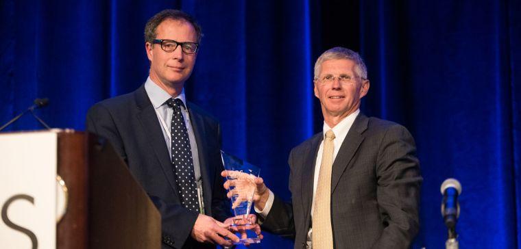 Ors arthur steindler award for professor andrew carr