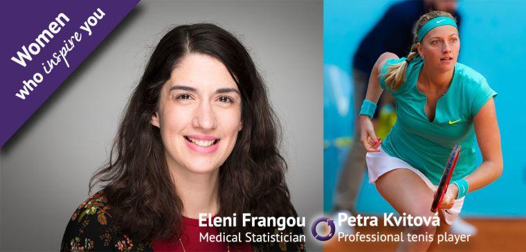 Eleni Frangou IWD 2017