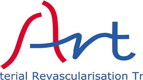 Arterial revascularisation trial published