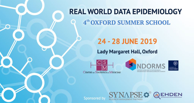 Real world epidemiology 4th oxford summer school 1