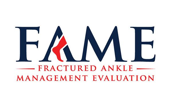 The Fractured Ankle Management Evaluation