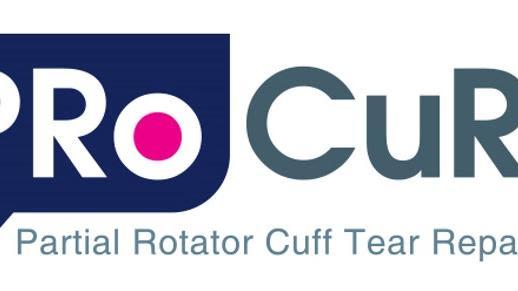 Partial Rotator Cuff Tear Repair Trial (PRO CURE Trial)