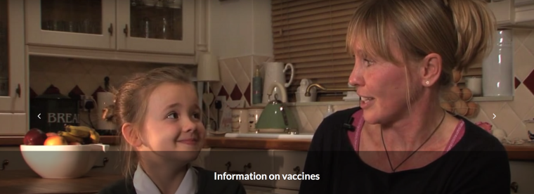 Vaccine knowledge project