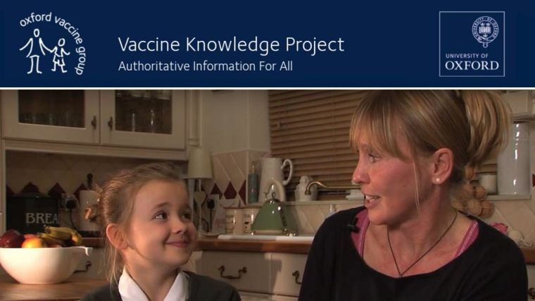 Independent information about vaccines and infectious diseases (http://vk.ovg.ox.ac.uk)