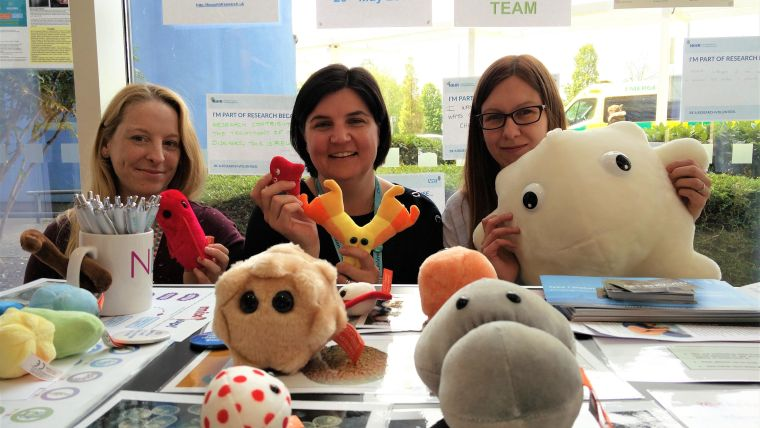 Paediatrics celebrates international clinical trials day